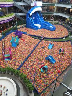 Think I just found heaven for 6 year olds...