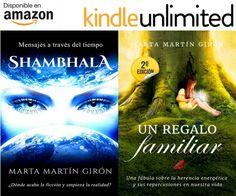 GRATIS con #KindleUnlimited       · Entre la ficción y la realidad.      · Entre el pasado y el presente.      · Entre la espiritualidad y el amor.  🕉️ UN REGALO FAMILIAR 🕉️ Una novela que te ayudará a entender, mediante tus #ancestros, el presente. http://rxe.me/LO6KI38                      .-.-.-.-.-.-.-.-.-.-.-.-.-.-.-.  🕉️ SHAMBHALA  🕉️ ¿Es posible el contacto #extraterrestre a través de #sueños lúcidos o viajes astrales? Novela participante en la 4ª edición del #PremioLiterario2017…