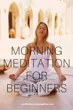 Morning meditation for beginners. Learn practical techniques to start your own meditation practice at home today! Morning meditation for beginners. Learn practical techniques to start your own meditation practice at home today! Guided Meditation, Meditation For Anxiety, Meditation Altar, Morning Meditation, Meditation For Beginners, Meditation Benefits, Meditation Quotes, Meditation Techniques, Meditation Space