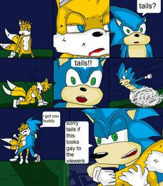 The only way I recognize this stupid comic is because of Brendaniel narrating it from start to finish god bless him