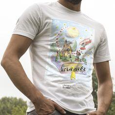 """T-shirt """"Libro"""".  #ant #formica #maglietta #book #libro #lettura #cultura"""