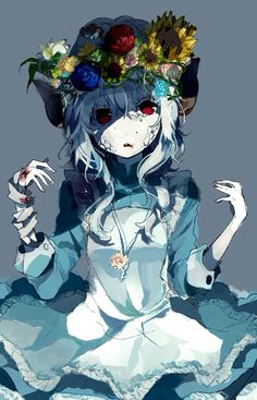 Kagerou Project Guro girl