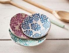 Shops, Spoon Rest, Plates, Ceramics, Tableware, Fabric, Crafting, Licence Plates, Ceramica