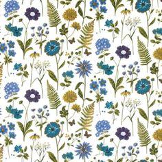 Haga Blue (swedishfabric)