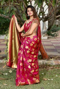 Indian Wedding Gowns, Saree Wedding, Wedding Wear, Beautiful Saree, Beautiful Indian Actress, South Silk Sarees, Bollywood Fashion, Saree Fashion, Bollywood Style