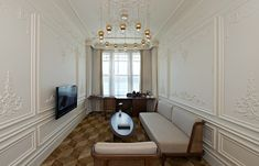 Deluxe Bosphorus Suite. The House Hotel Bosphorus, Istanbul. ©The House Hotel