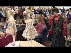 Международная выставка кукол PANNA DOLL'Я