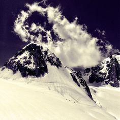Memories of the Arc'teryx Alpine Arc'ademy in Chamonix