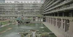 Brutalist Utopia: The Barbican Estate Lives On as an Iconic Londonian Complex