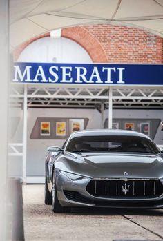 italian maserati