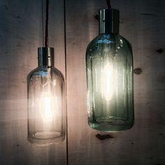 Selzer bottle light