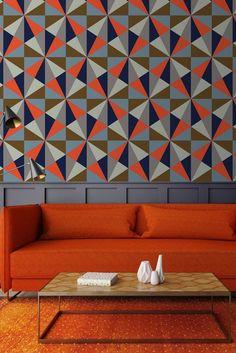 Jupiter10 Cool Wallpapers Modern Wallpaper, Wall Wallpaper, Latest Wallpaper, Wallpaper Ideas, Demis Murs, Elle Decor, Decoration, Bedroom Decor, Kids Bedroom