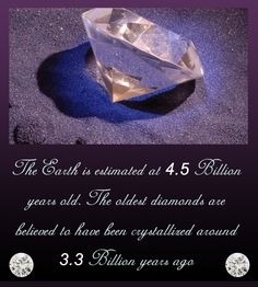 Here's another absolutely gobsmacking fact pertaining to your precious glam stone. Would you believe they date back to times immemorial?   #5thPost #TheDiamondBookOfFacts #LuminescenceOutside #EnchantmentWithin #KapishJewels