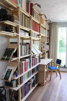 Book Case Jeroen Wand.JPG (591×886)