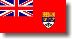 canadian red ensign   11 drapeaux canadiens rejetés   photo image fail drapeau canada