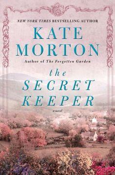 New Kate Morton - The Secret Keeper -  I can't possibly wait until October.