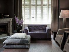 wolterinck interieur wolterinck laren bedroom nook purple interior interior decorating interior