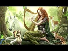 Calming Music, Relaxing Music, Fairy Land, Fairy Tales, Celtic Druids, Celtic Music, Magical Forest, Types Of Music, Meditation Music
