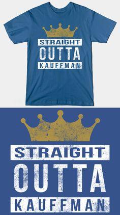 Kansas City Royals Straight Outta Kauffman T Shirt | Baseball parody of Straight Outta Compton. | KC Royals MLB Shirt and Hoodies | Visit http://shirtminion.com/2015/06/kansas-city-royals-straight-outta-kauffman-t-shirt/