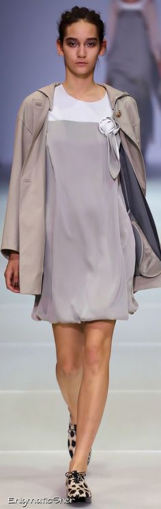 Giorgio Armani Spring Summer 2015 Ready-To-Wear