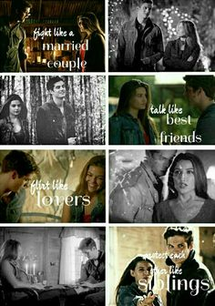Kolvina (fight like a married couple, talk like best friends, flirt like lovers and protect each other like siblings) Kol And Davina, Davina Claire, Movies Showing, Movies And Tv Shows, The Originals Tv Show, The Orignals, The Mikaelsons, Kol Mikaelson, Vampire Dairies