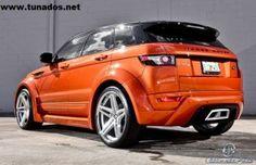 Range Rover Evoque personalizado (5)