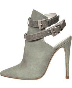 Grey fashion: Keep cool this Summer with this chic evening shade
