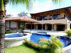 Custom Mountain VillaVacation Rental in Playa Brasilito from @homeaway! #vacation #rental #travel #homeaway