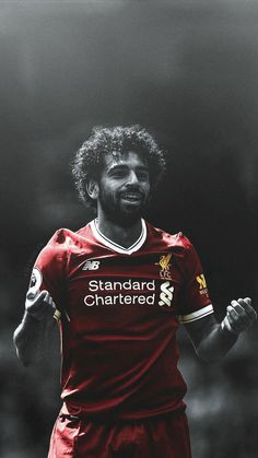 Salah Real Madrid Wallpapers, Liverpool Wallpapers, Ynwa Liverpool, Liverpool Football Club, M Salah, Mohamed Salah Liverpool, Egyptian Kings, Soccer Stadium, Sports