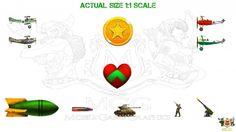 Free Game Assets – Game Graphics, Sprites Sheet and Backgrounds Free Game Assets, Game Themes, Game Background, Free Stuff, Free Games, Pixel Art