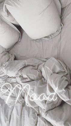 Mood. My bed. Cold days.