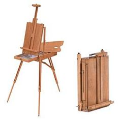 AARON BROTHERS PORTABLE Folding Oak Artist Easel EXCELLENT! - $ This is a great compact Aaron Brothers Oak portable table sdjhyqqw.ml an adjustable sdjhyqqw.ml drawer to hold art sdjhyqqw.ml sdjhyqqw.ml attached handle for easy sdjhyqqw.ml is pre-owned and in excellent condition, with only 2 minute specks of sdjhyqqw.ml has seen little or no use near perfect!ALL PAYMENTS ARE .