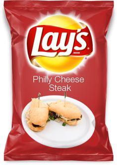 Philly Cheese Steak chips.  It's an idea. I'm using the Lay's Do us a flavor app on Facebook.