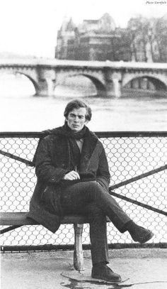 Rudolf  Nureyev in Paris immediately after flight from the USSR. \\ Rudolf Nureyev (March 17, 1938-January 6, 1993 year)