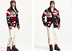 Ralph Lauren 2014 Olympic Games Cardigan