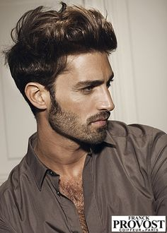 Men's hairstyles for 2013 (50 photos) | Gorod Mod Magazine