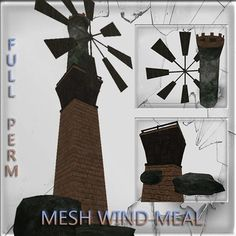 Mesh Wind Meal Full  perm 26 impact