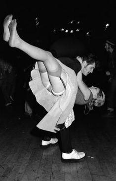 The Lyceum Ballroom, London, 1976. Chris Steele-Perkins.