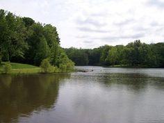 Fishing at John James Audubon State Park