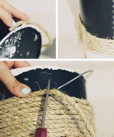 como hacer maceteros
