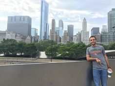 4 Days in the Windy City: A Travel Itinerary for Millennials. Millennium Park Views. Chicago, IL.