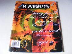 10: Raygun/Magazine Design Karel Martens, Max Huber, Chip Kidd, Bruce Mau, Neville Brody, Otl Aicher, Barbara Kruger, Paula Scher, Massimo Vignelli