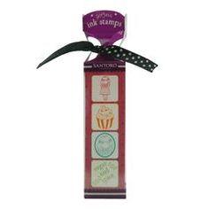 Mini nyomda készlet - Gorjuss - Sugar and Spice