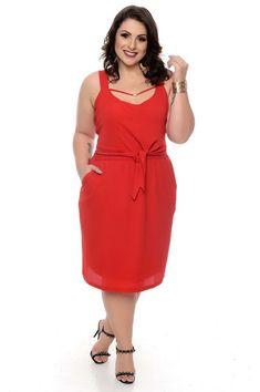 Vestido Plus Size Mazida Plus Size Summer Dresses, Dresses For Work, Prom Dresses, Cocktail Outfit, Summer Collection, Plus Size Fashion, Ideias Fashion, Cold Shoulder Dress, Fashion Dresses