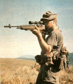 Sniper, Vietnam #sniper #marksman
