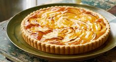 Tarte normande Thermomix