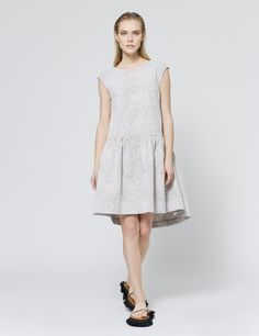Clotilda Dress - D.EFECT SS15 Runway Fashion, Fashion Outfits, Womens Fashion, Fashion Trends, Simple Style, My Style, Ss16, Everyday Outfits, Spring 2015