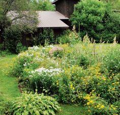 Natural Garden Design Ideas - The Natural Garden