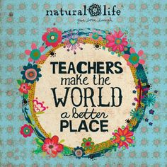 Unfortunately the fewest. What teacher made YOUR world a better place? Teacher Wallpaper, Natural Life Quotes, Enjoy Quotes, Teaching Quotes, Study Motivation Quotes, World Quotes, Teacher Memes, English Quotes, Life Inspiration