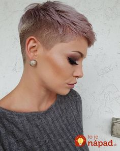 Today we have the most stylish 86 Cute Short Pixie Haircuts. We claim that you have never seen such elegant and eye-catching short hairstyles before. Pixie haircut, of course, offers a lot of options for the hair of the ladies'… Continue Reading → Popular Short Hairstyles, Short Pixie Haircuts, Cool Hairstyles, Night Hairstyles, Super Short Hairstyles, Hairstyles Videos, Elegant Hairstyles, Short Shaved Hairstyles, Pixie Haircut Styles